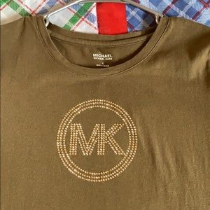 X large Michael Kors T-shirt